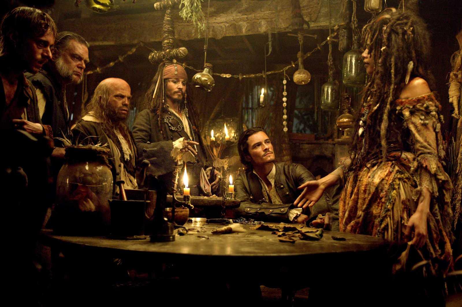 Pirates caraibes secret coffre maudit verbinski