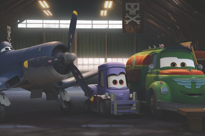 Planes hall disney