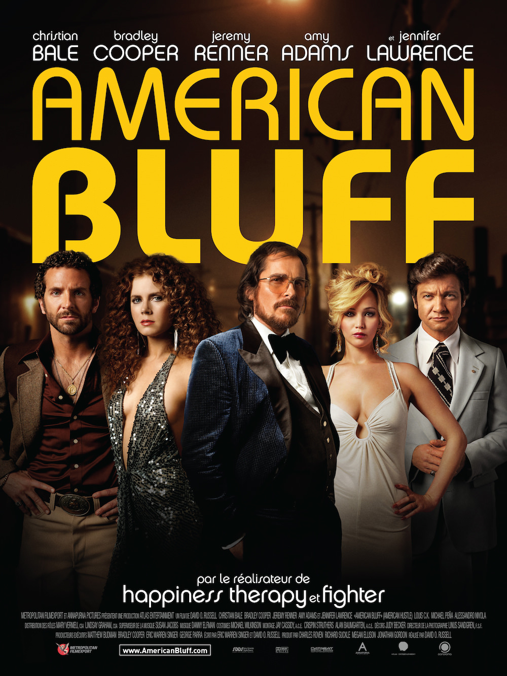 American bluff russell