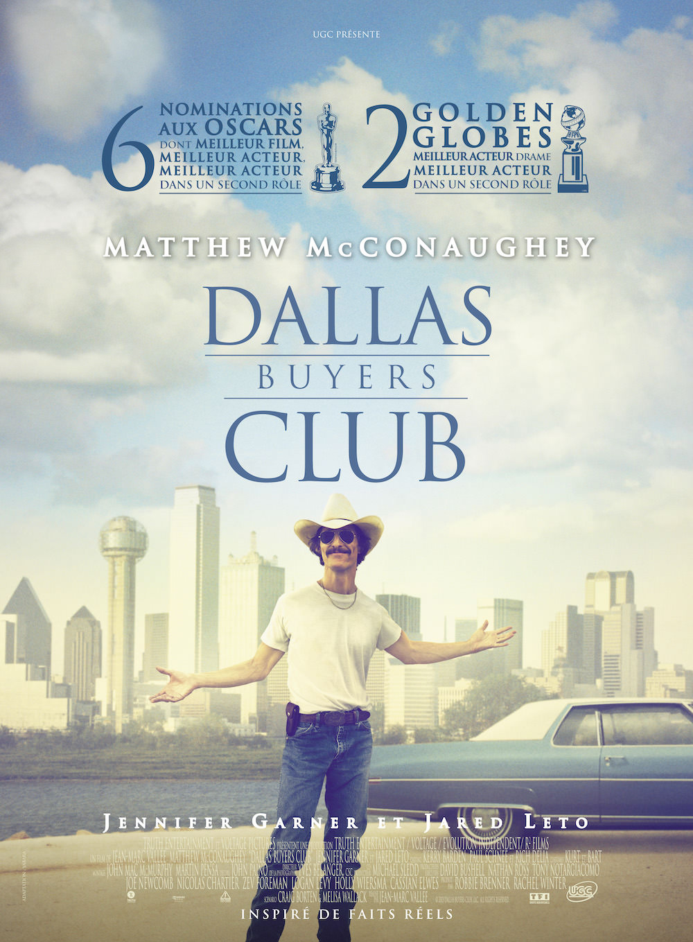 Dallas buyers club jean marc vallee