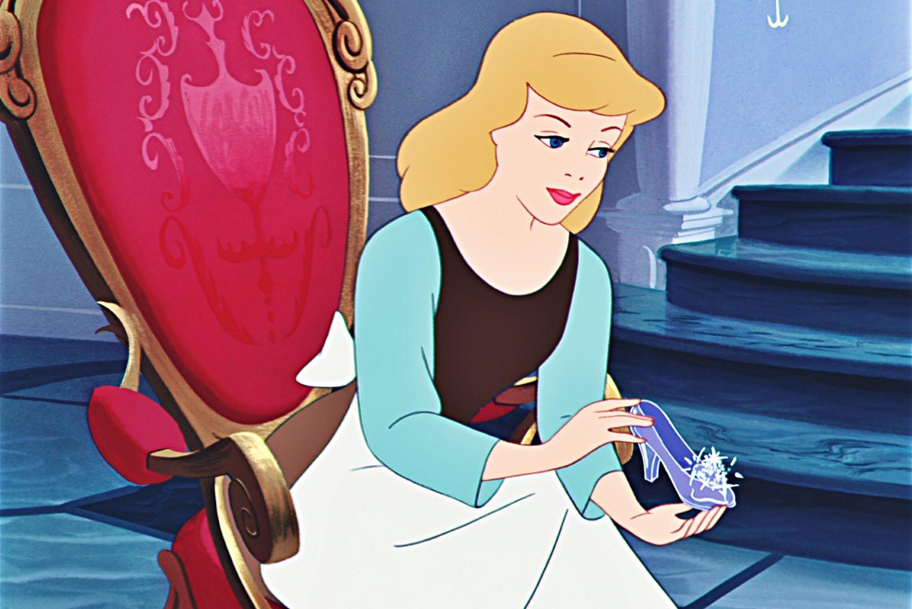 Disney cendrillon geronimi jackson luske