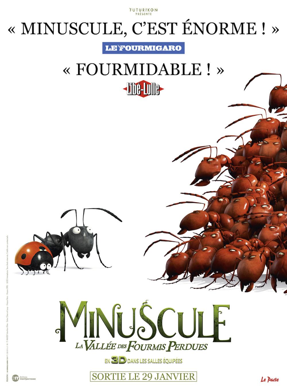 Minuscule la vallee des fourmis perdues szabo giraud