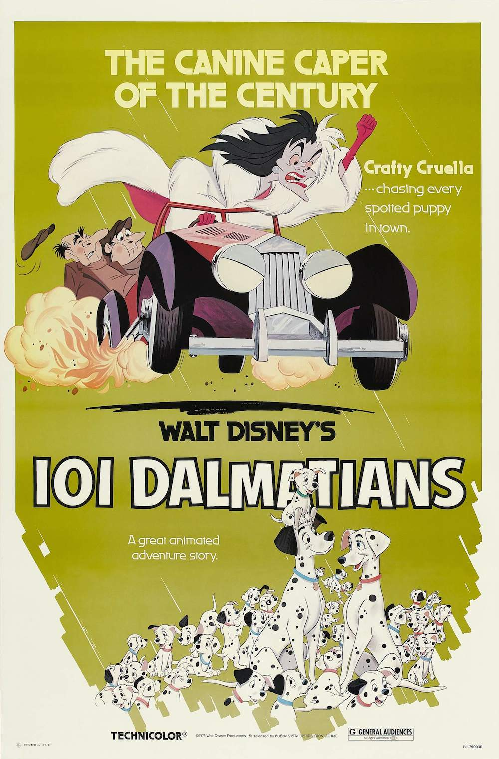 101 dalmatiens disney