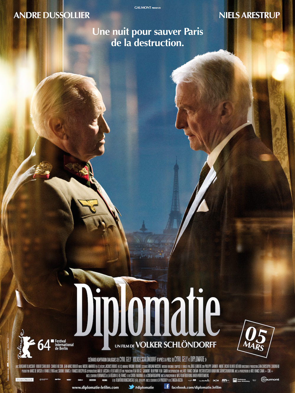 Diplomatie schlondorff