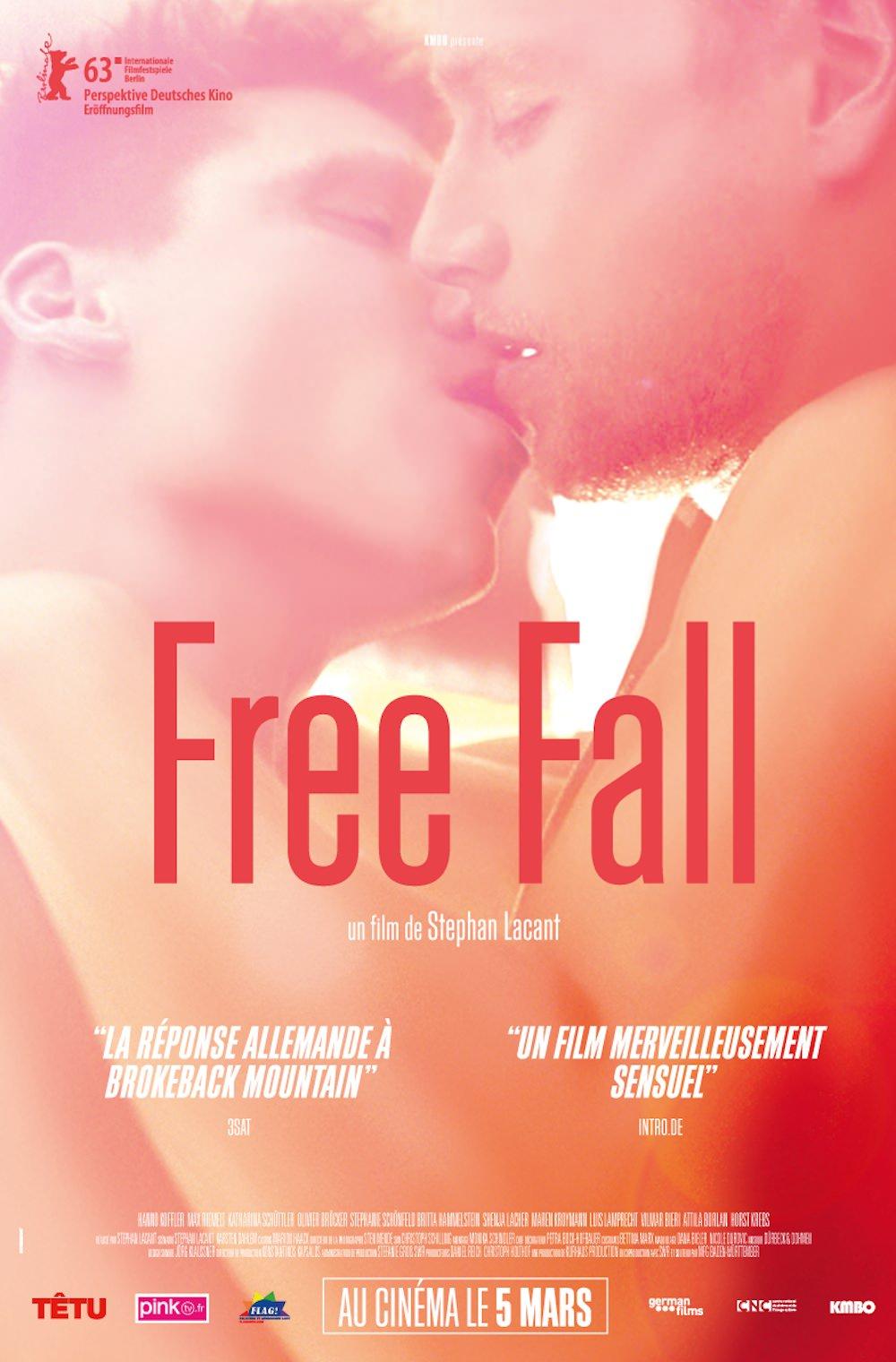 Free fall lacant