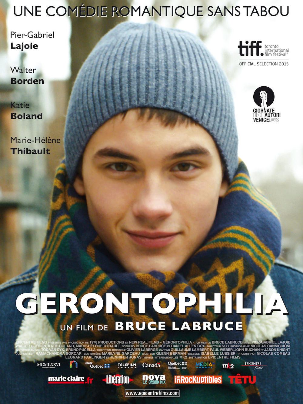 Gerontophilia labruce