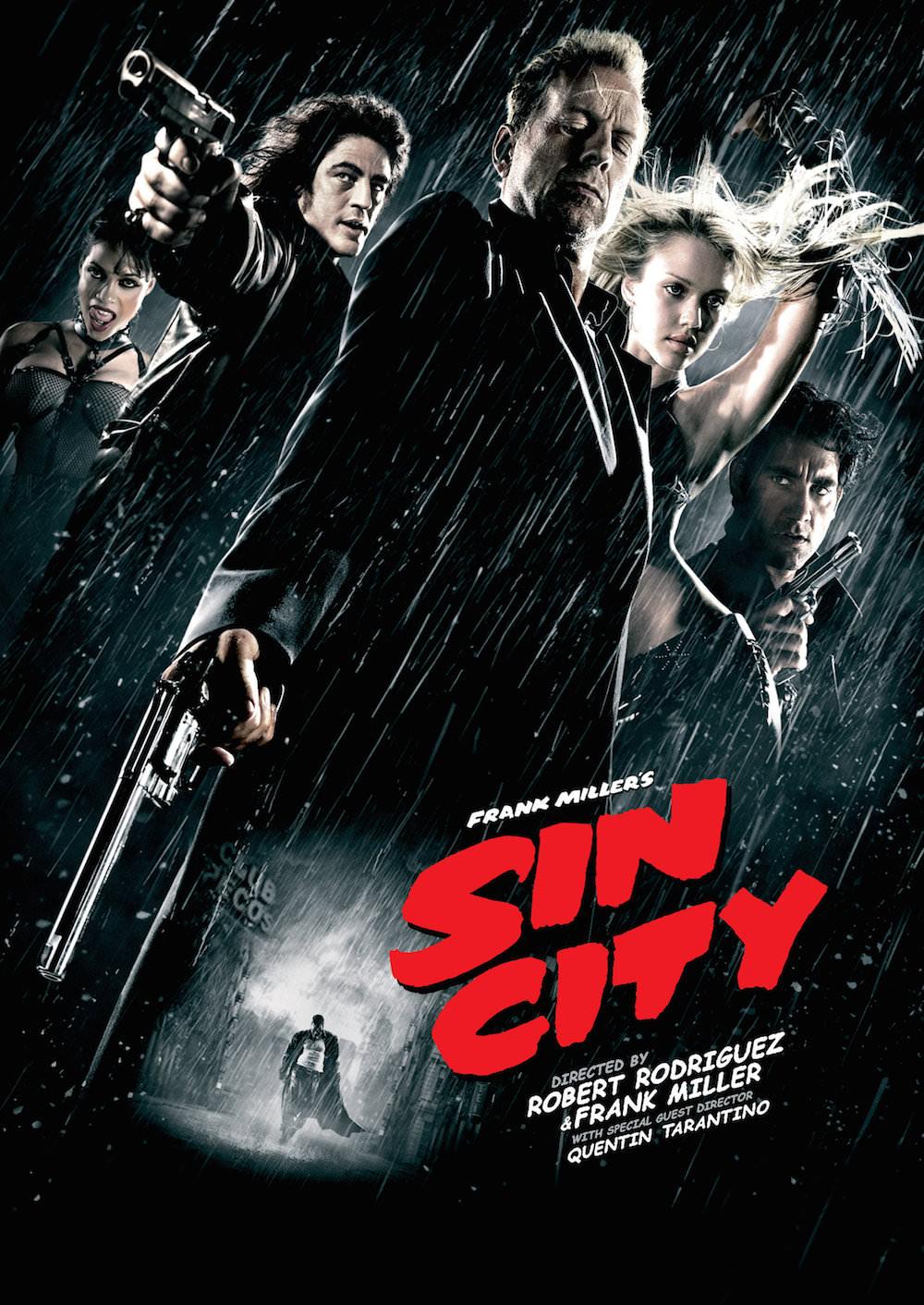 Sin city rodriguez miller