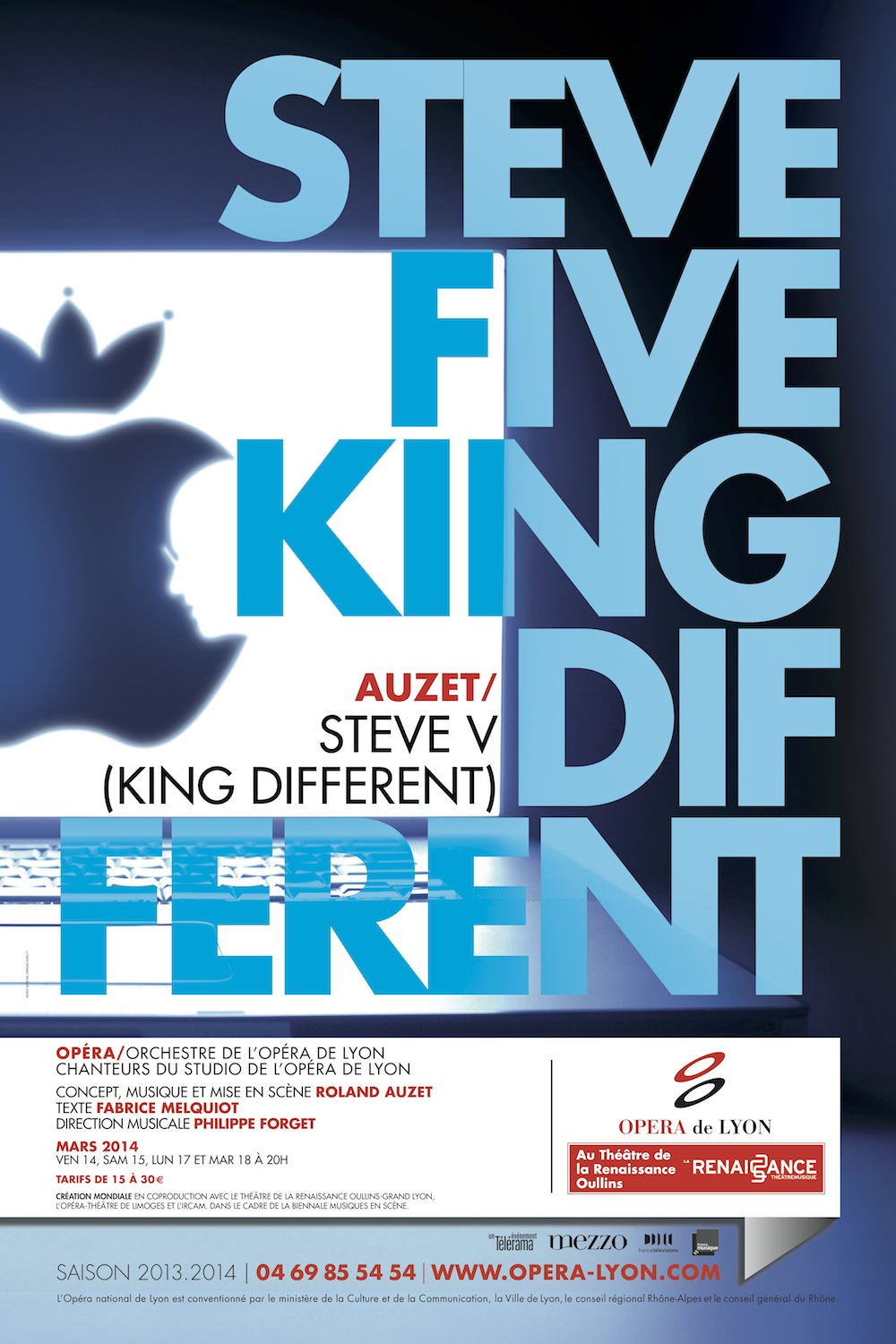 Steve five king different auzet