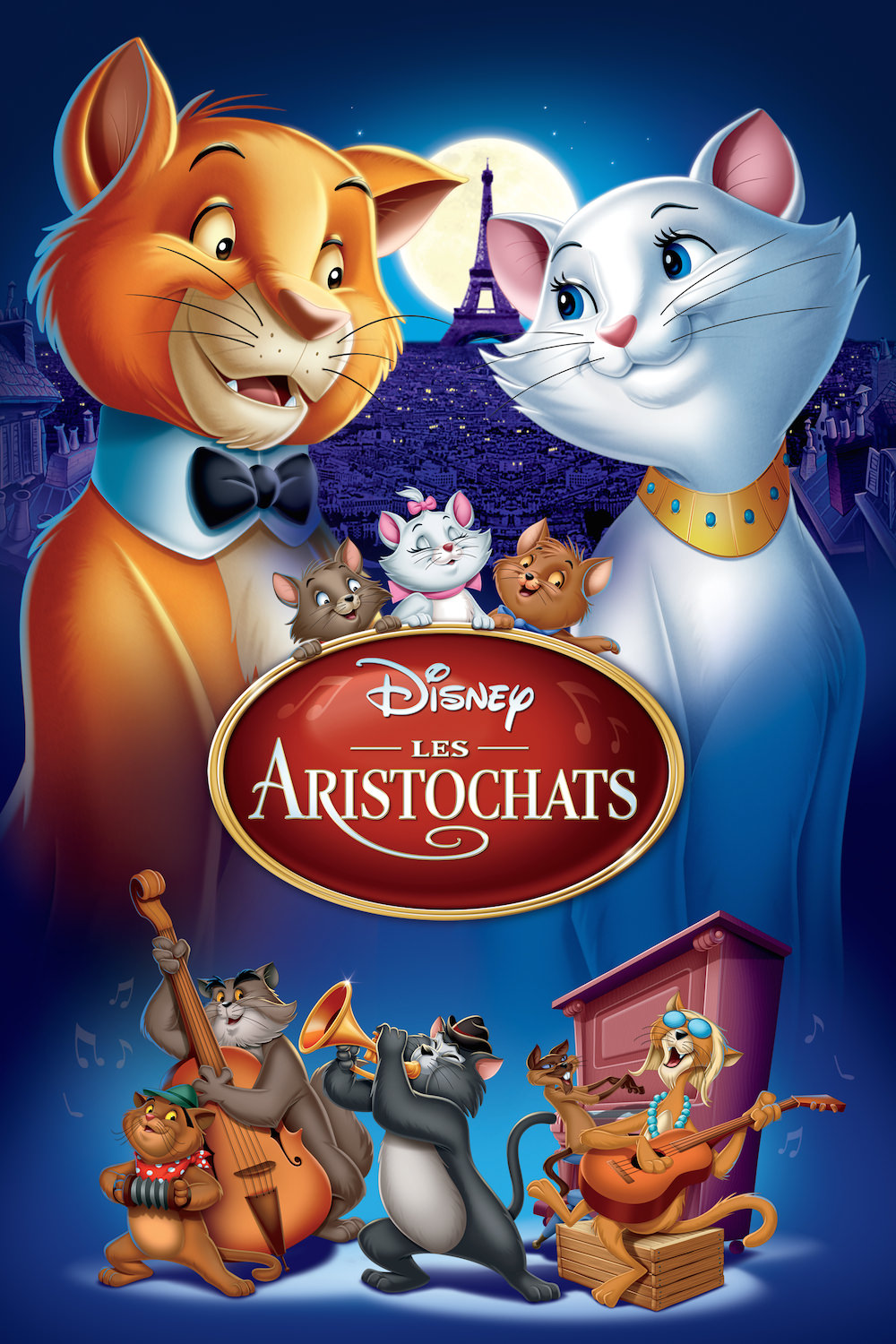 Aristochats reitherman
