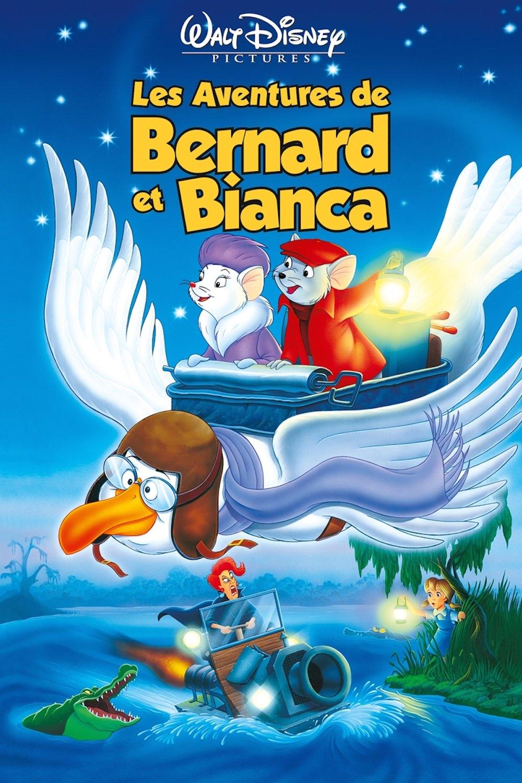 Les aventures de bernard et bianca disney