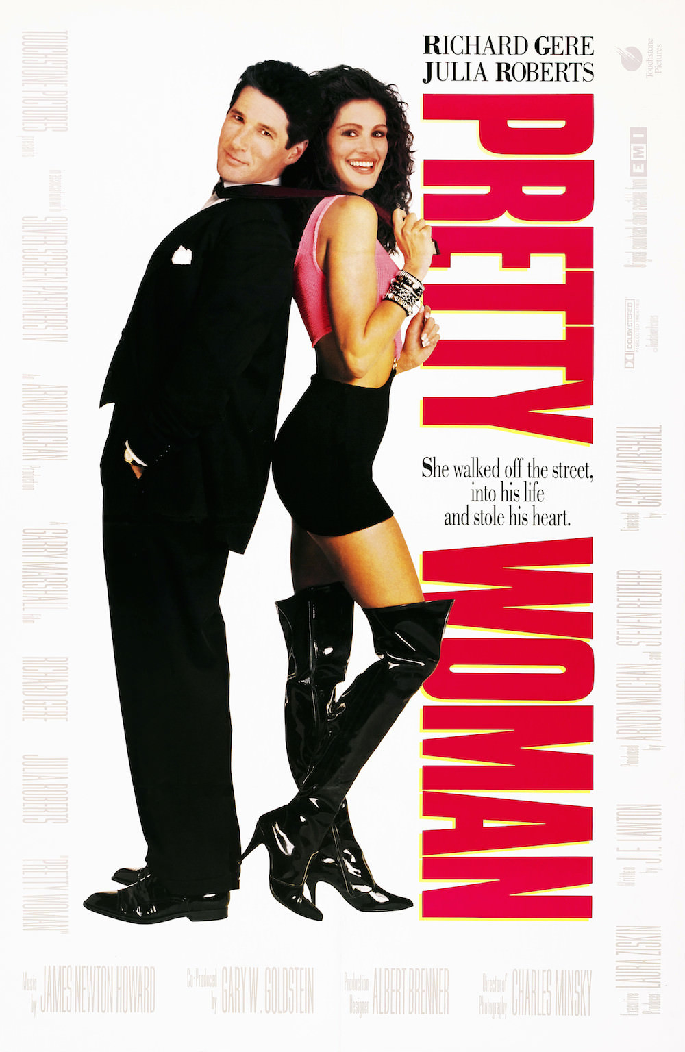 Pretty woman marshall