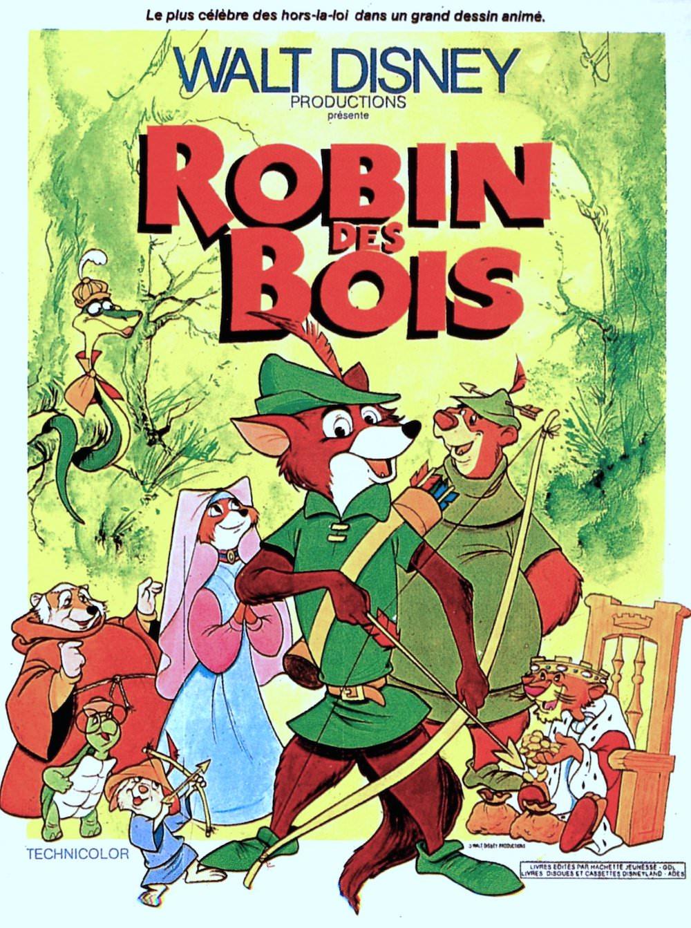 Robin des bois reitherman