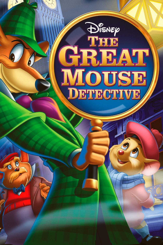 Basil detective prive clements mattinson michener musker disney