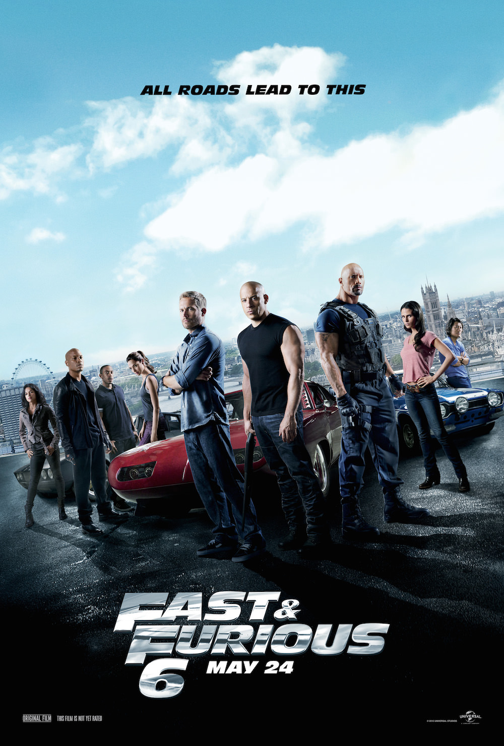 Fast and furious 6 lin