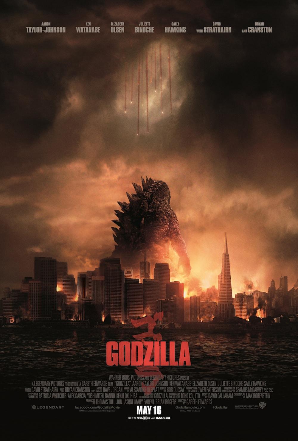 Godzilla edwards
