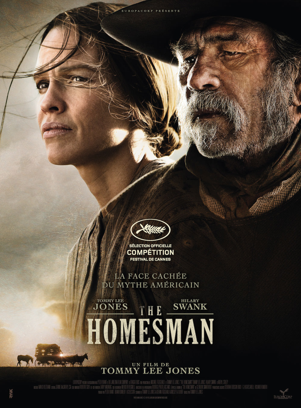 The homesman jones