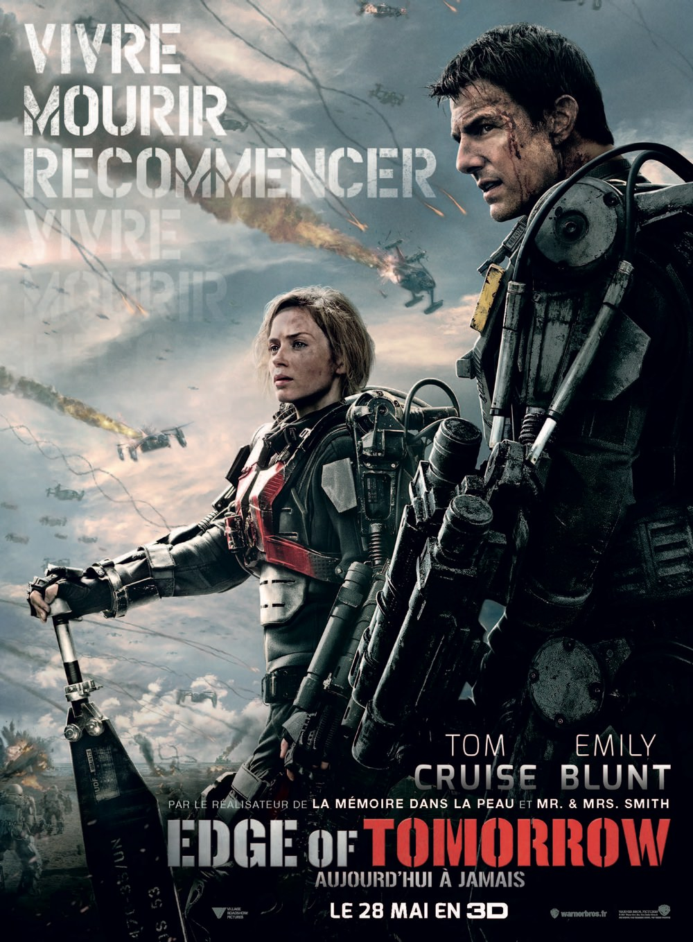 Edge of tomorrow liman