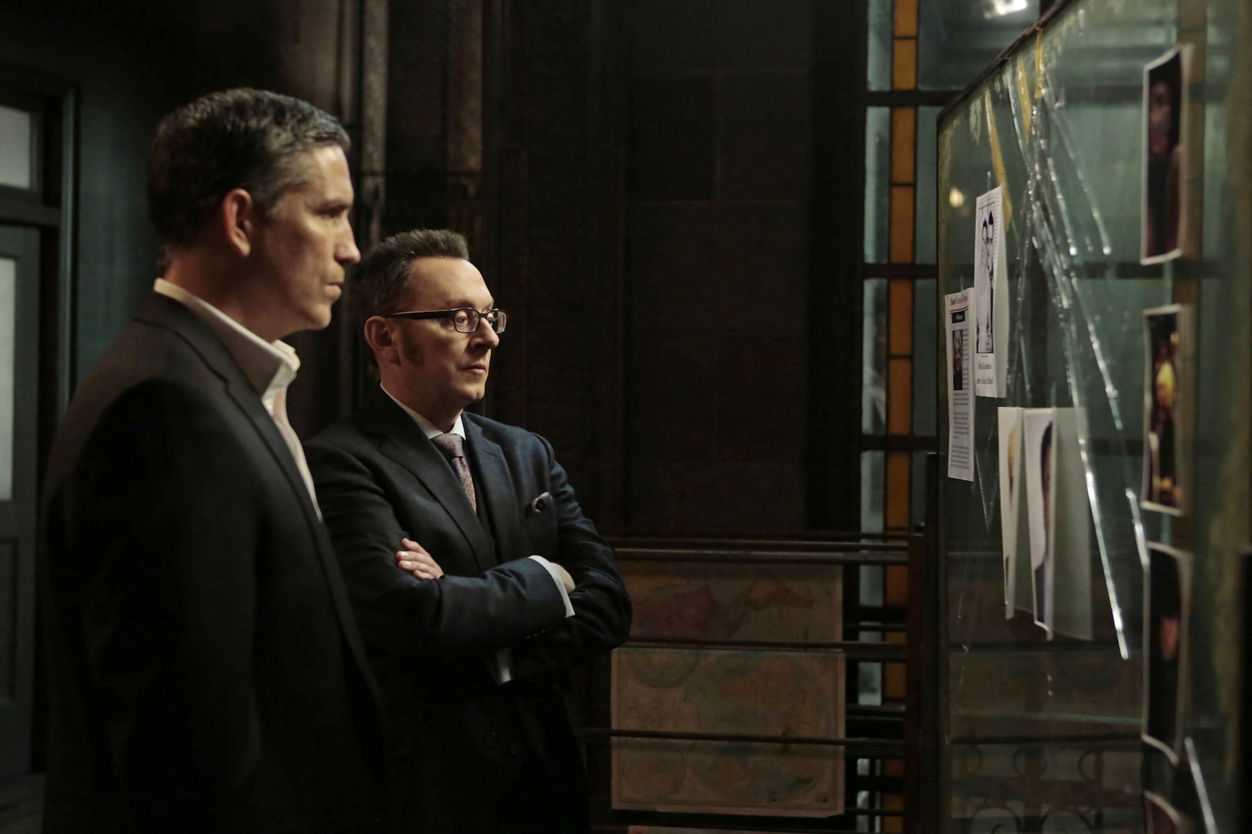 Person of interest nolan michael emerson jom caviezel