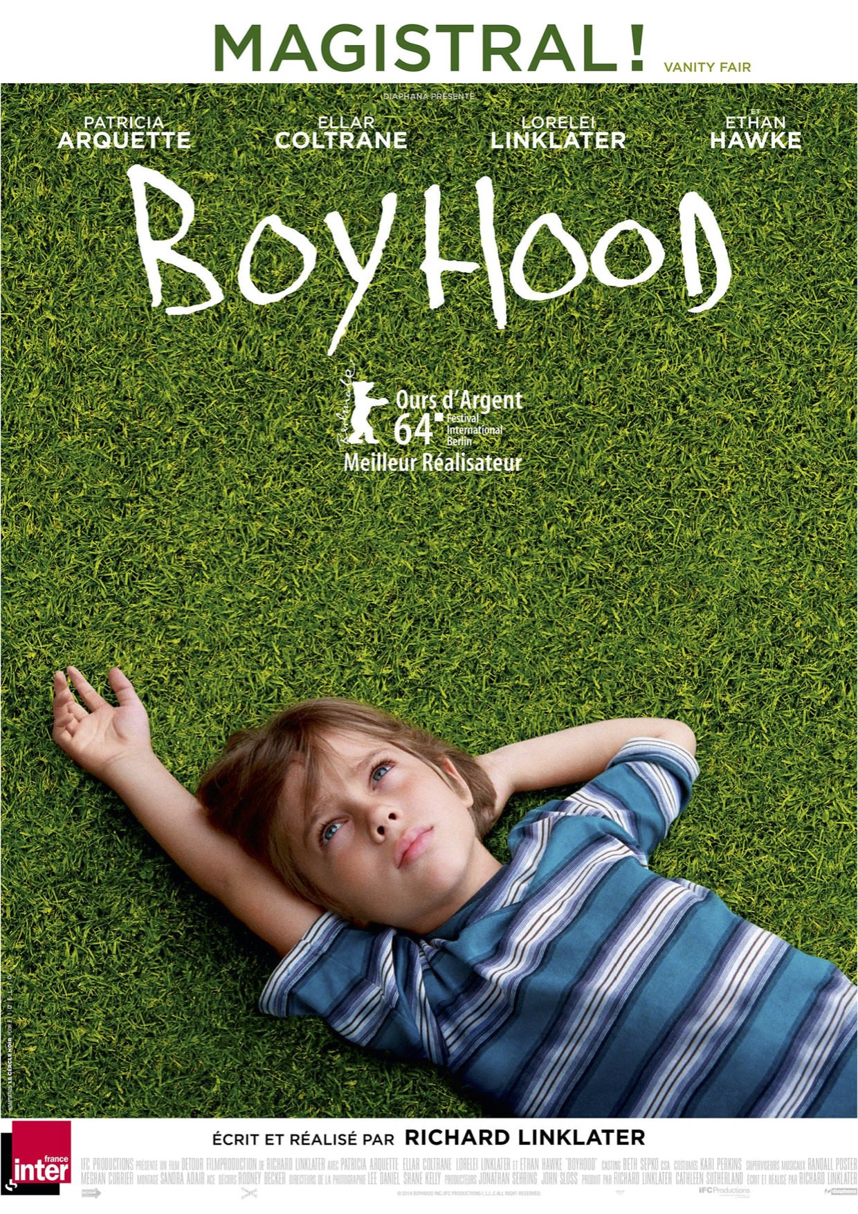 Boyhood linklater ellar coltrane