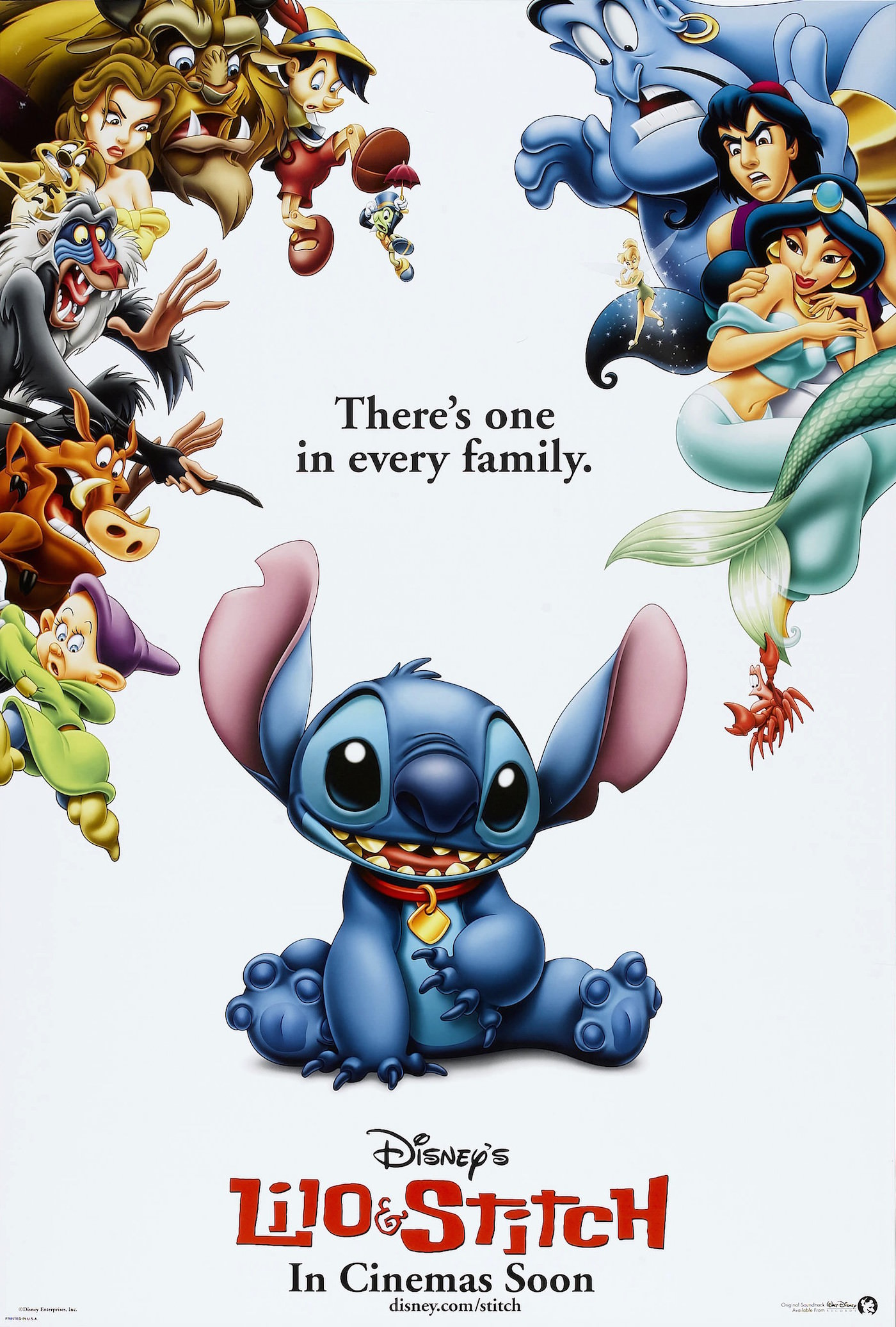 Lilo et stitch disney