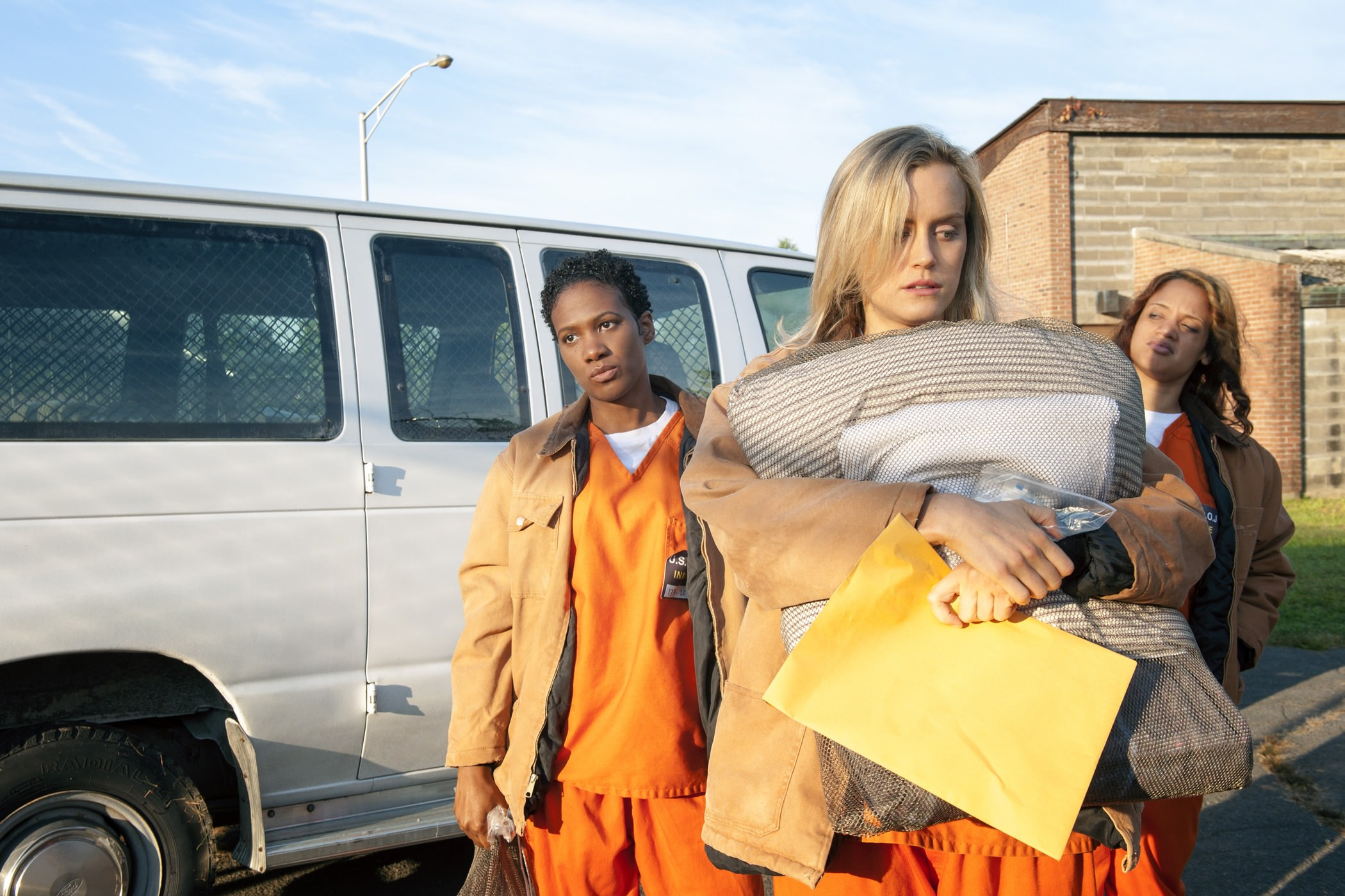 Orange is the new black taylor schilling