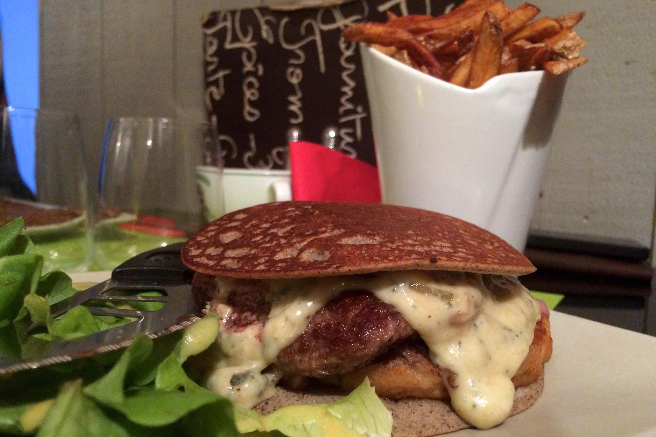 Ouzh taol burger