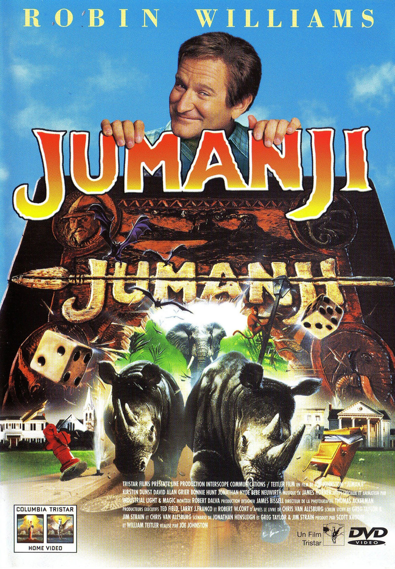 Jumanji johnston
