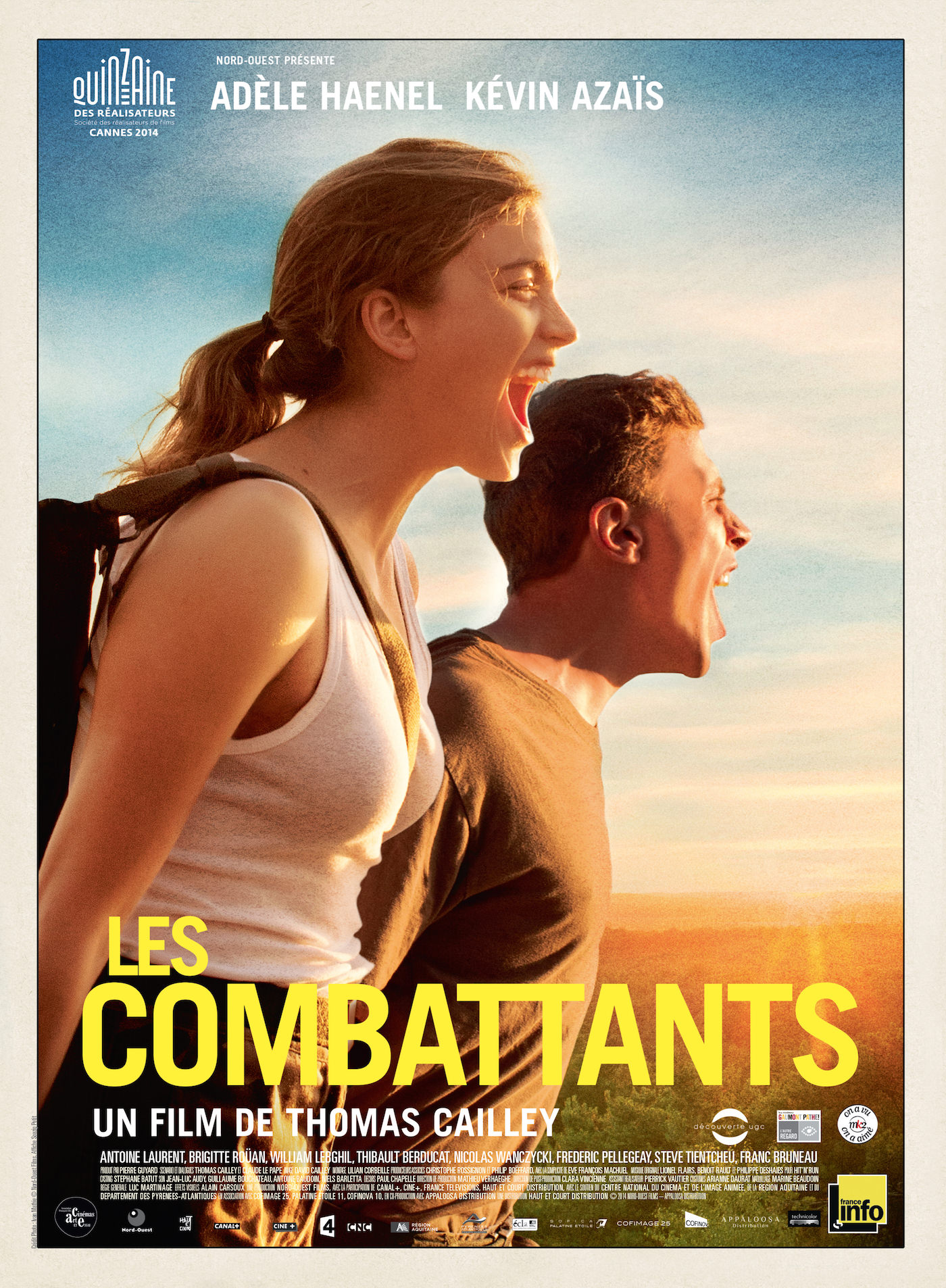 Les combattants cailley