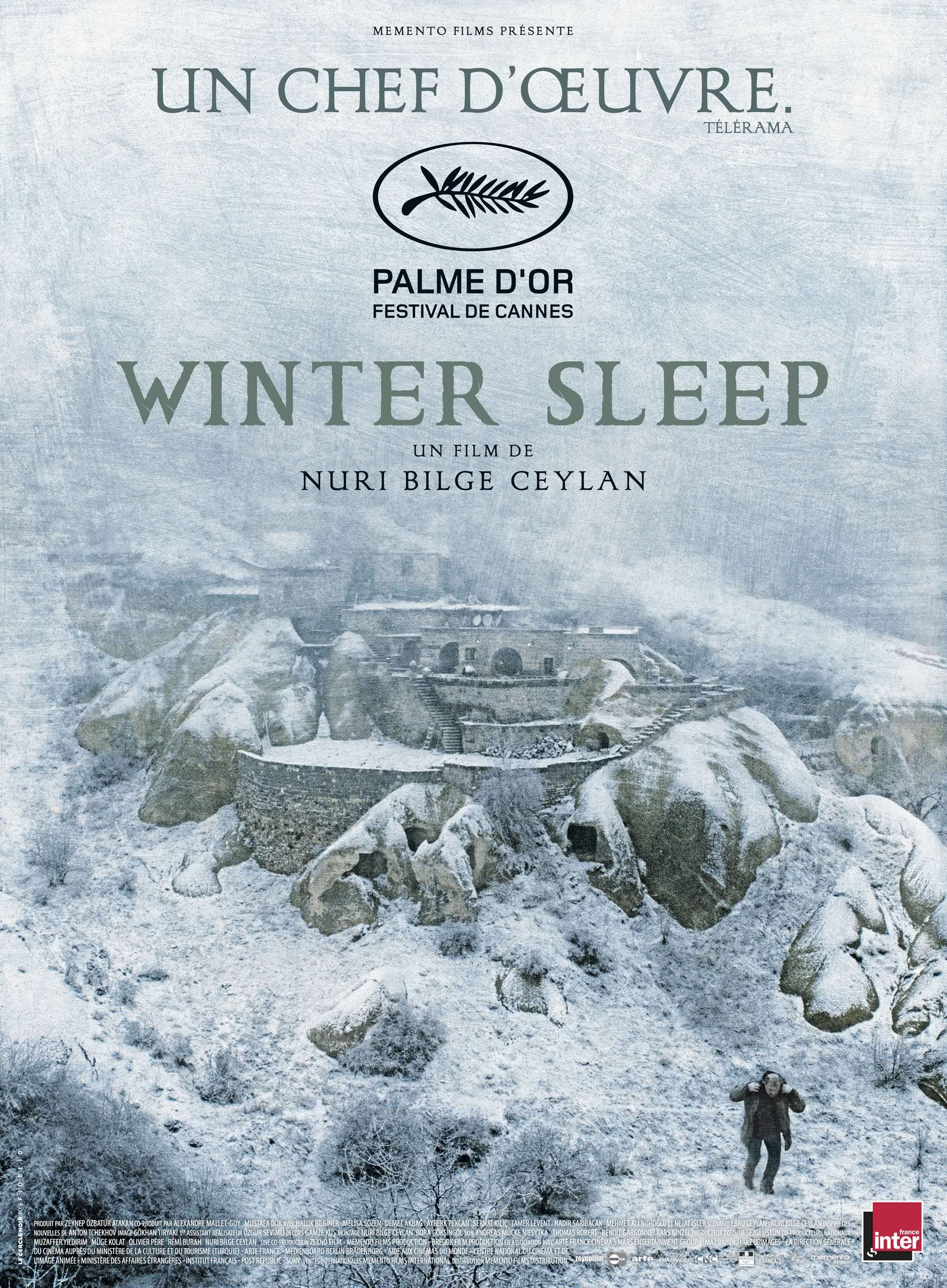 Winter sleep ceylan