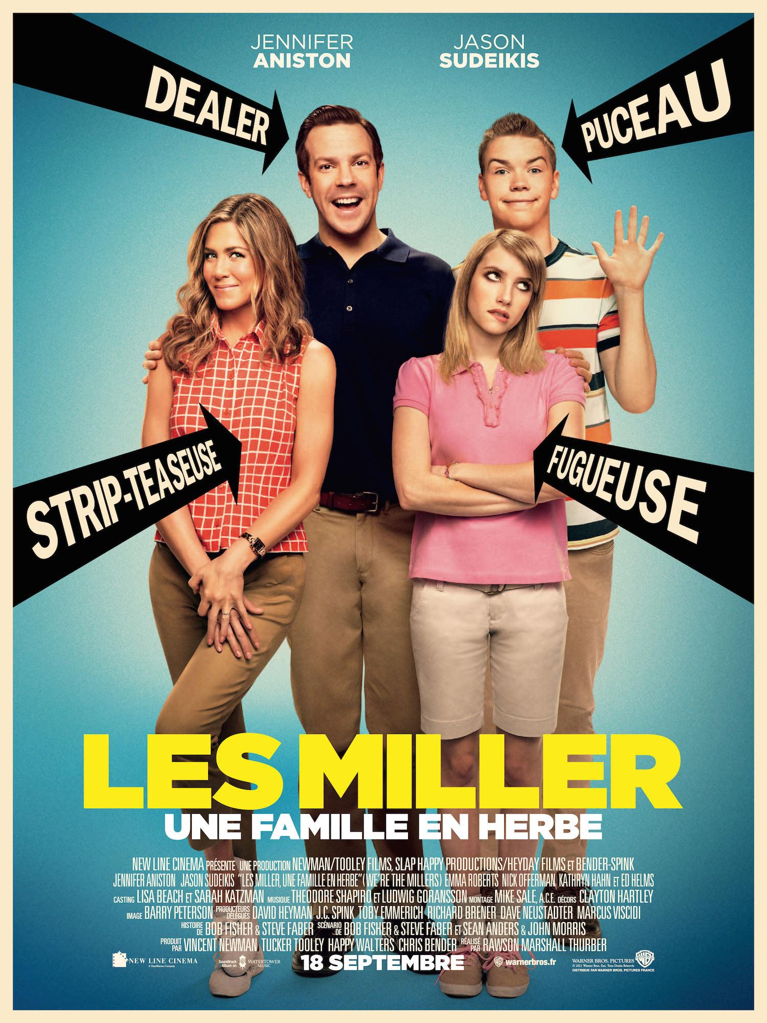 Miller famille herbe marshall thurber