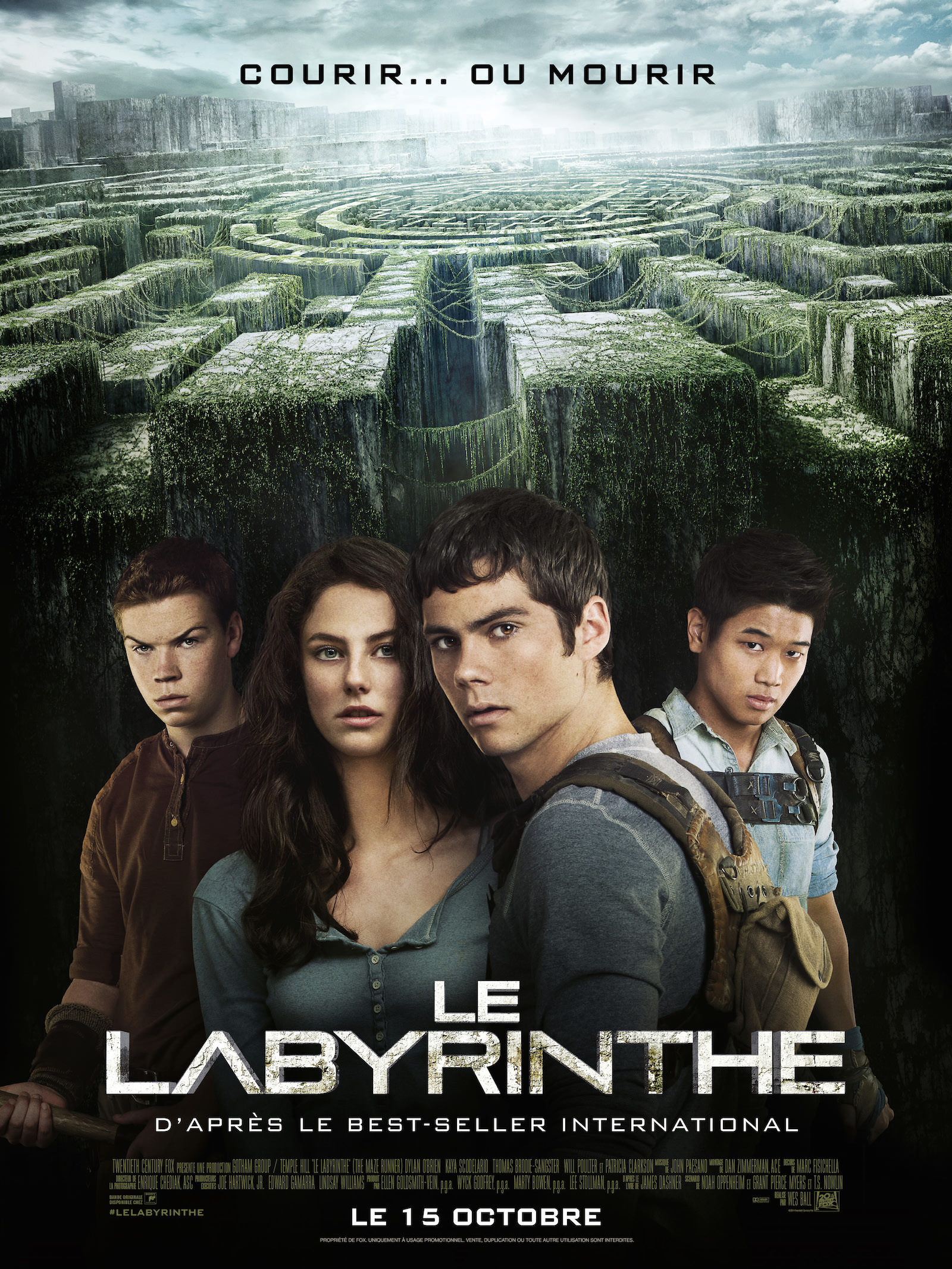Labyrinthe ball