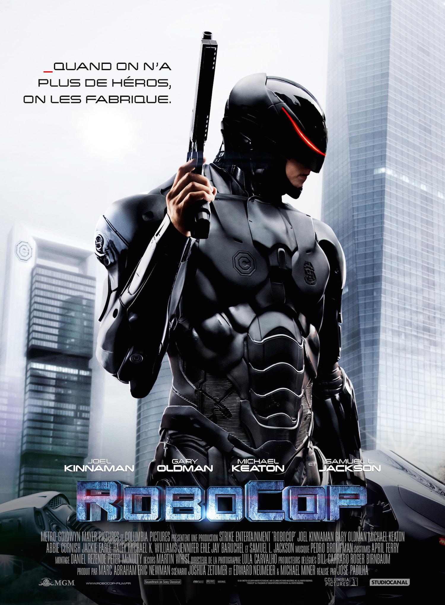 Robocop padilha