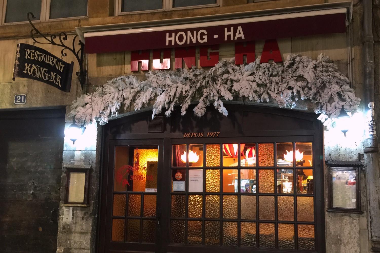 Restaurant Le Vietnam Lyon