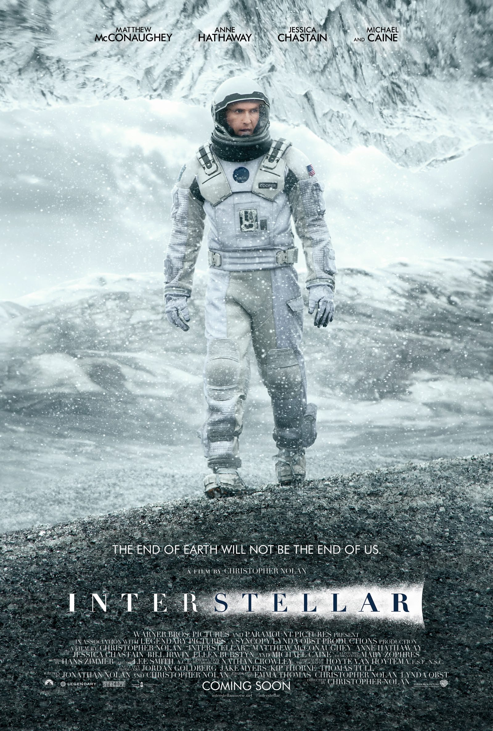 Interstellar nolan