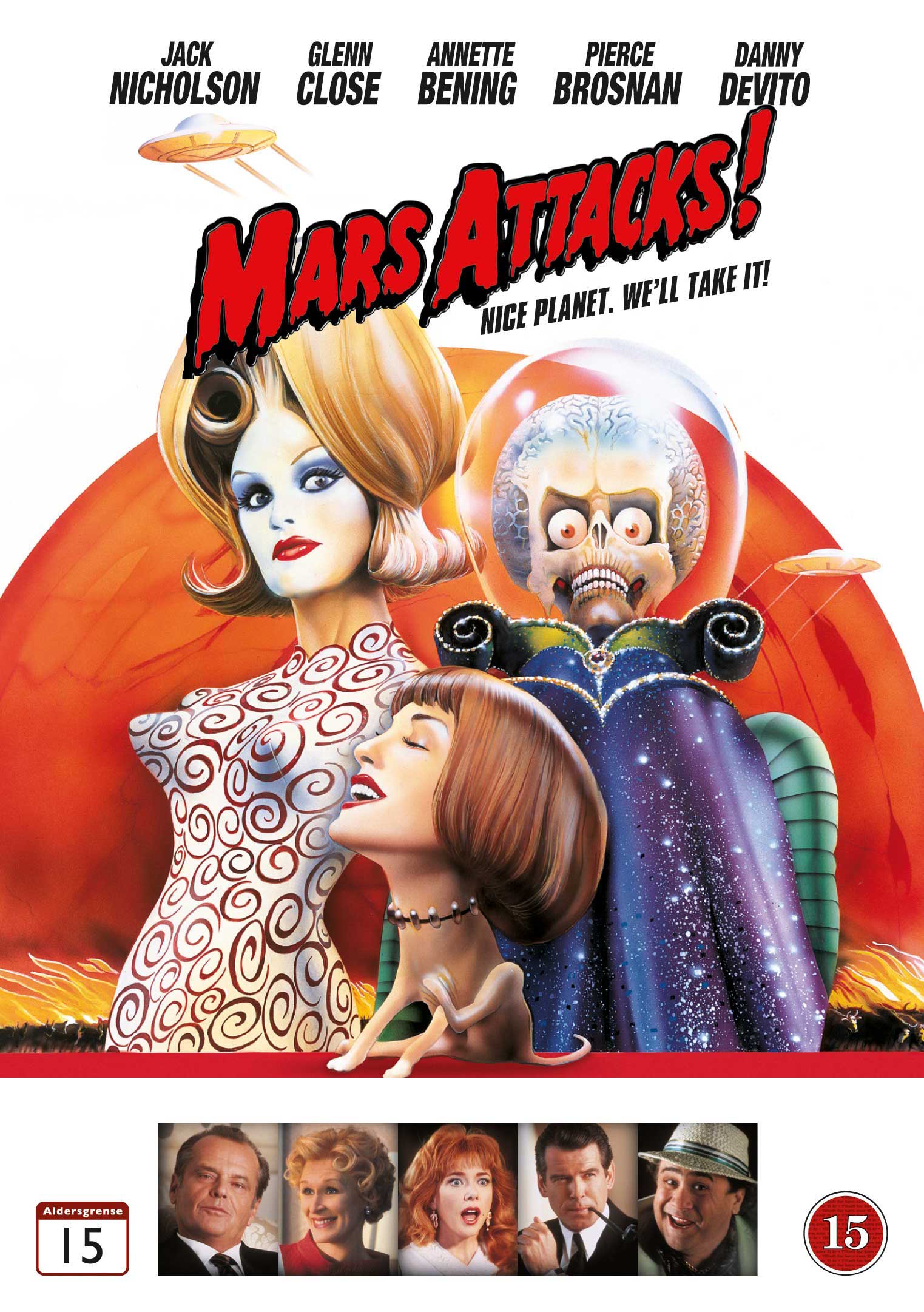Mars attacks burton