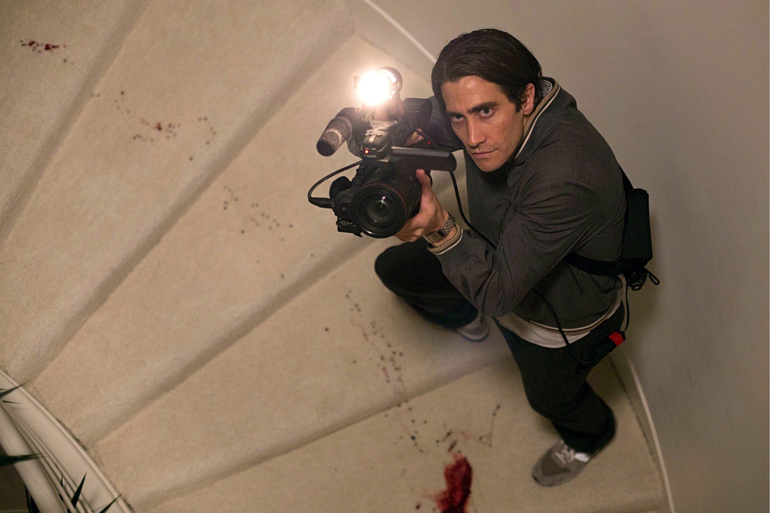 night-call-jake-gyllenhaal Dan Gilroy dans Films - critiques perso
