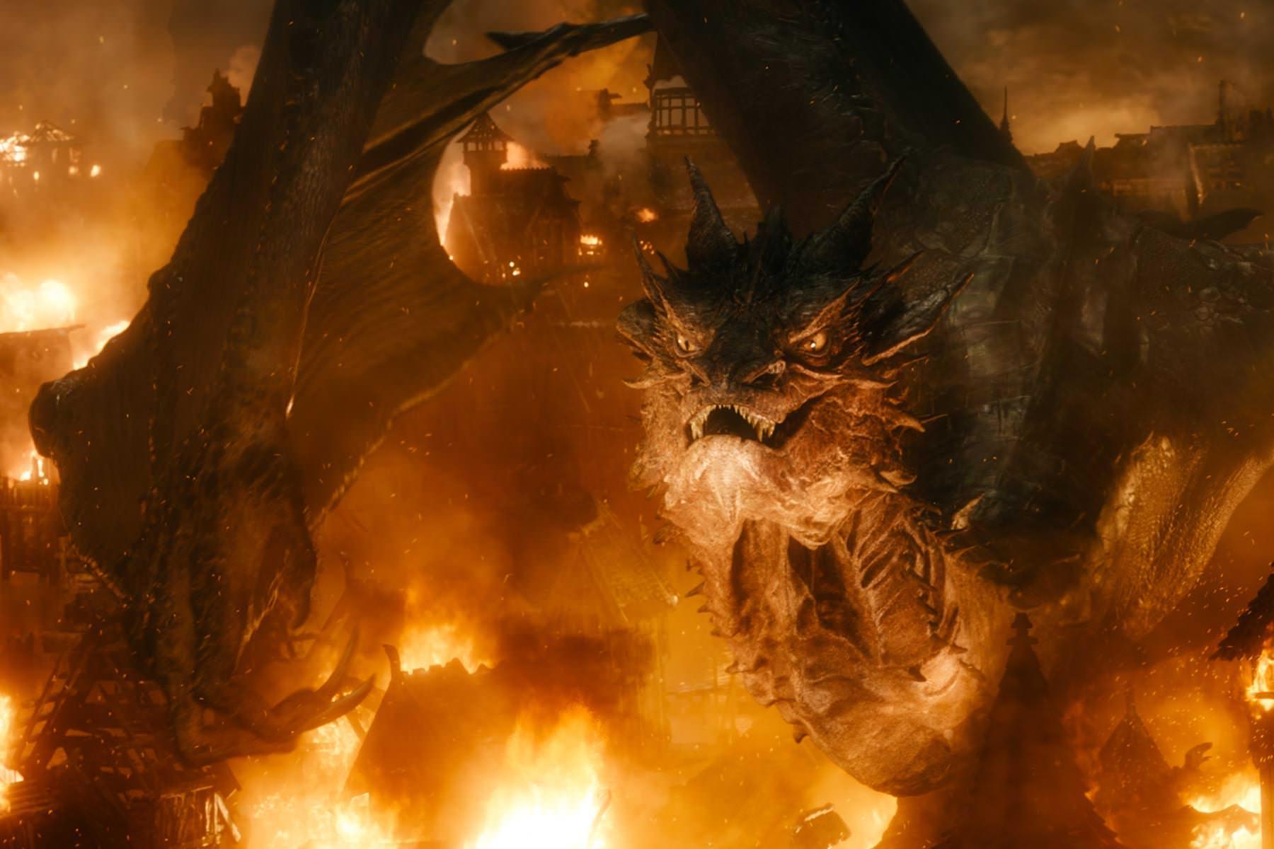 Hobbit bataille cinq armees jackson