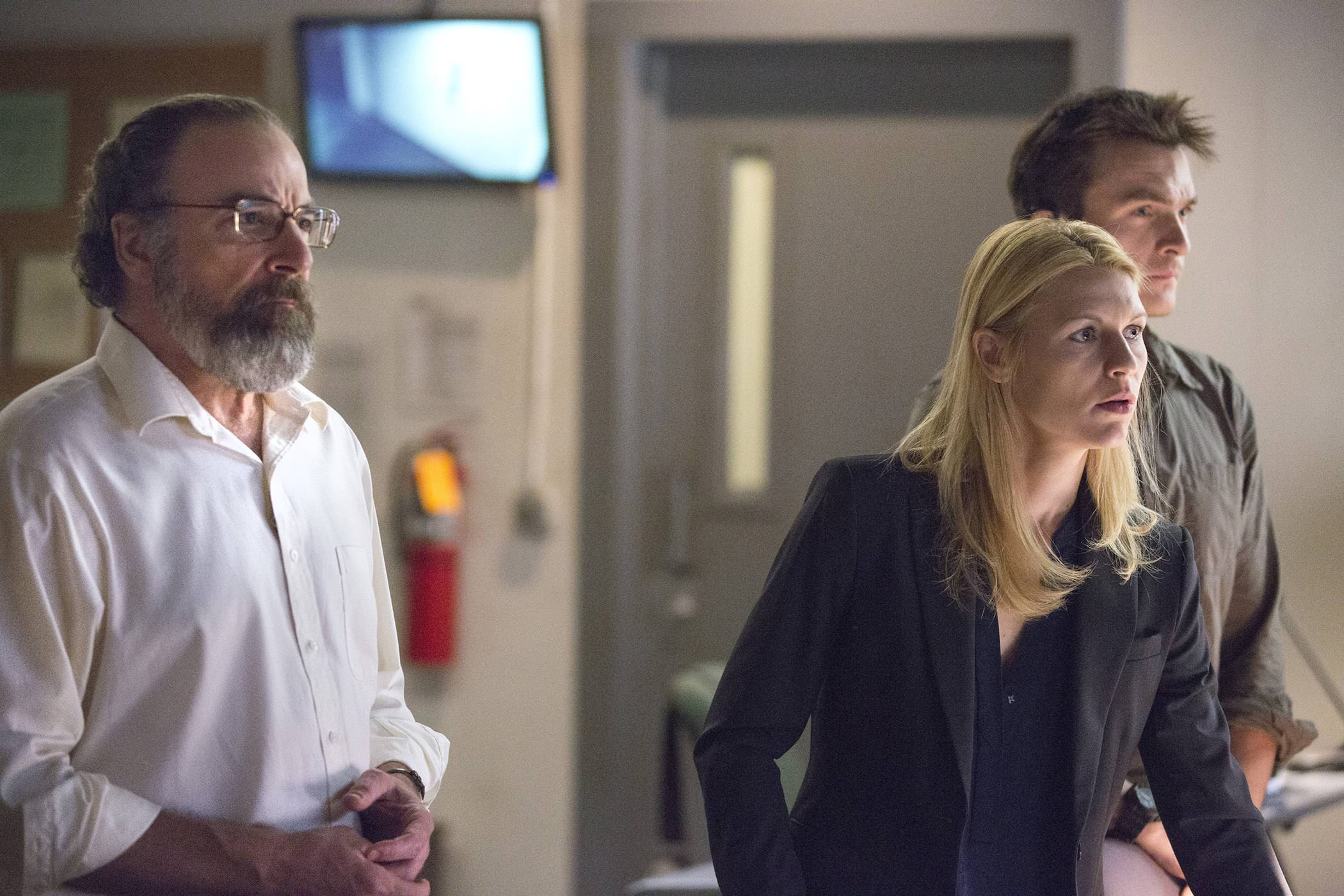 Homeland claire danes mandy patinkin rupert friend
