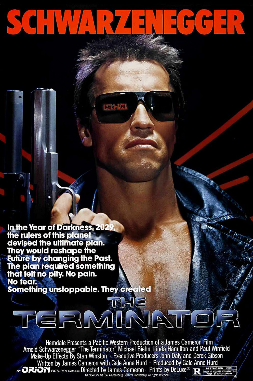 Terminator cameron
