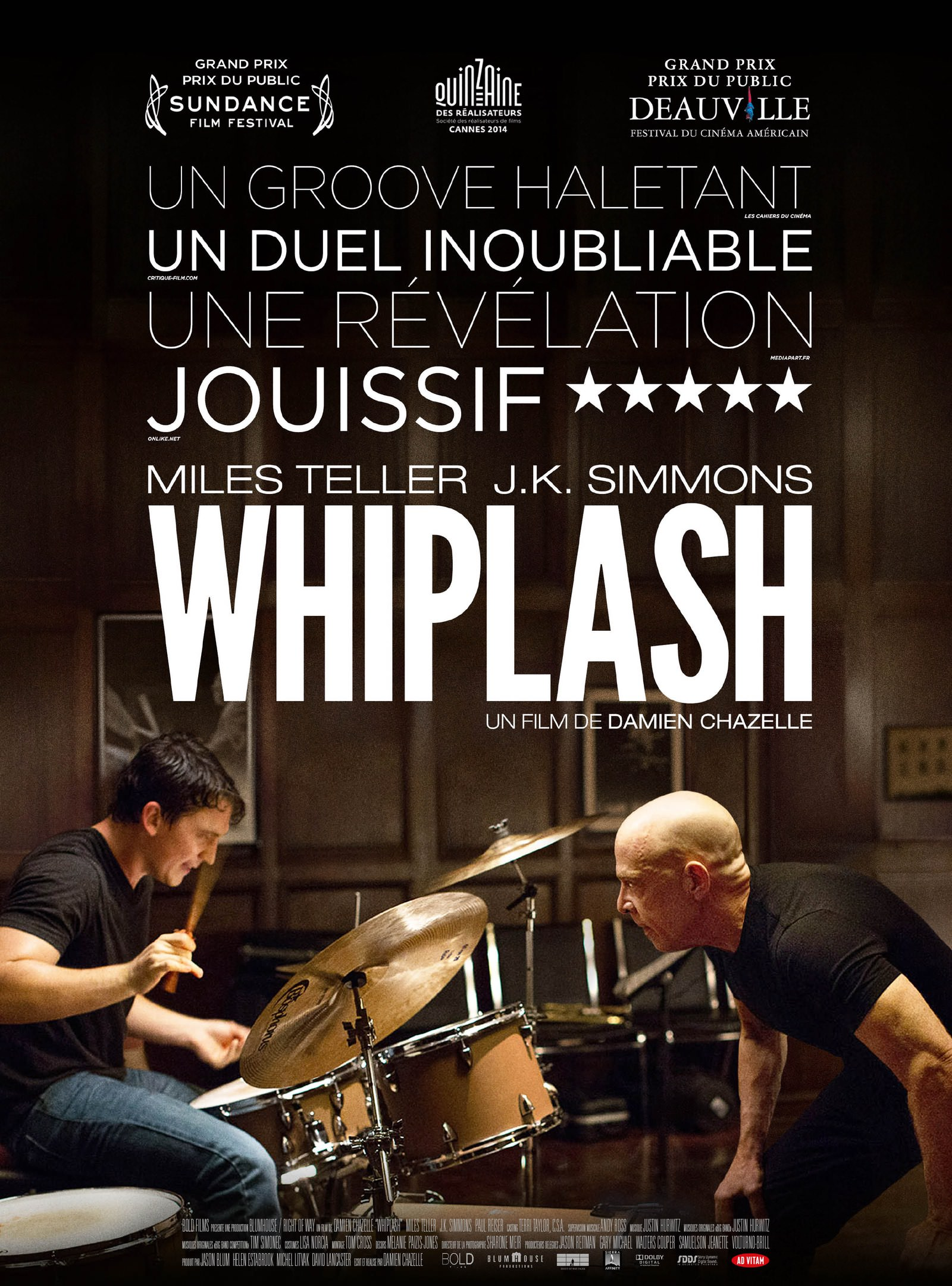 Whiplash chazelle
