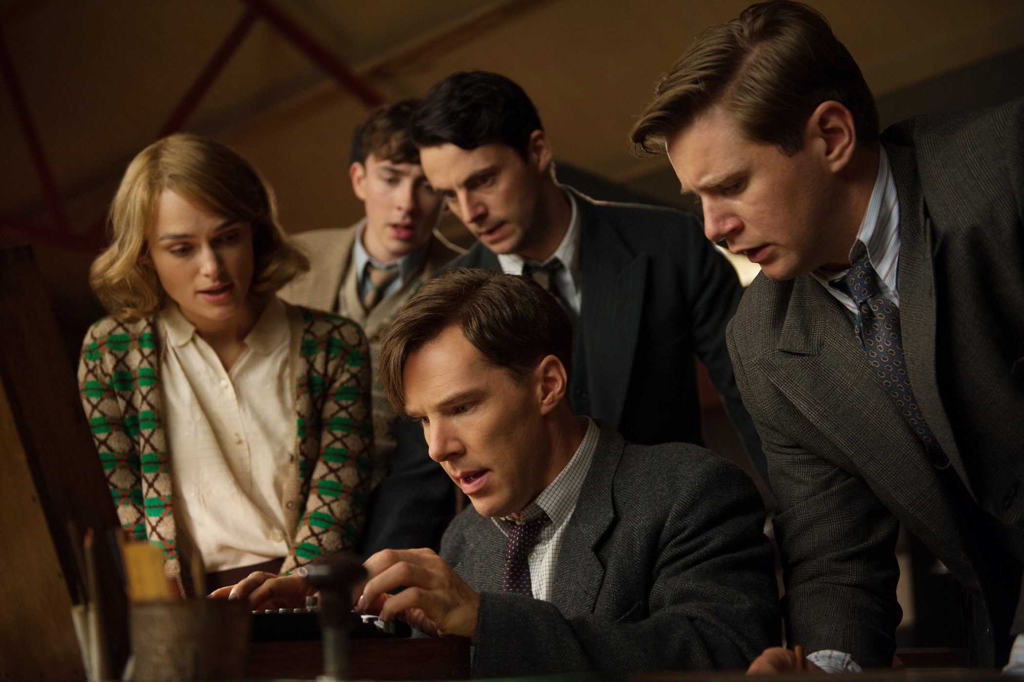 Imitation game morten tyldum