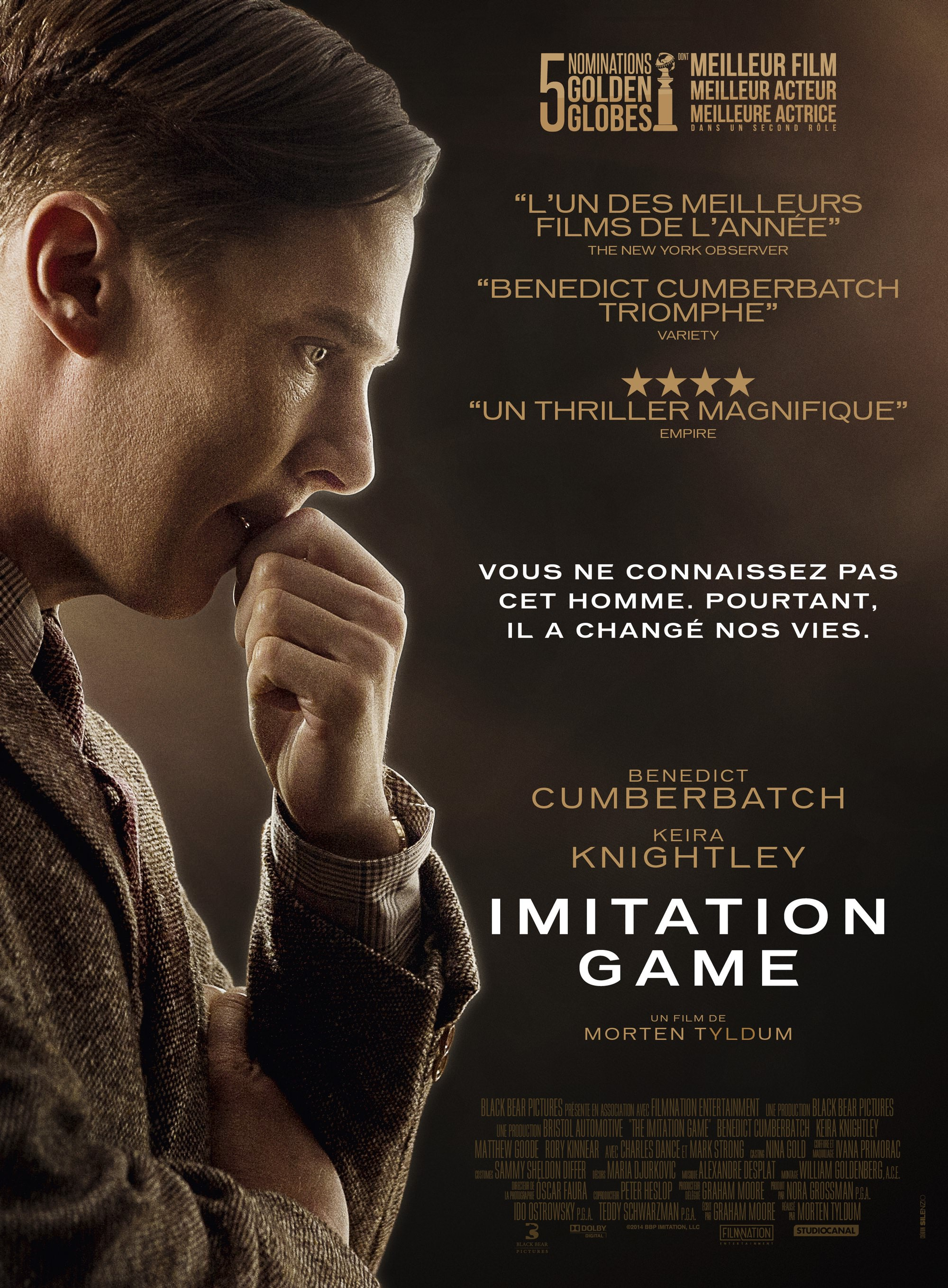 Imitation game tyldum