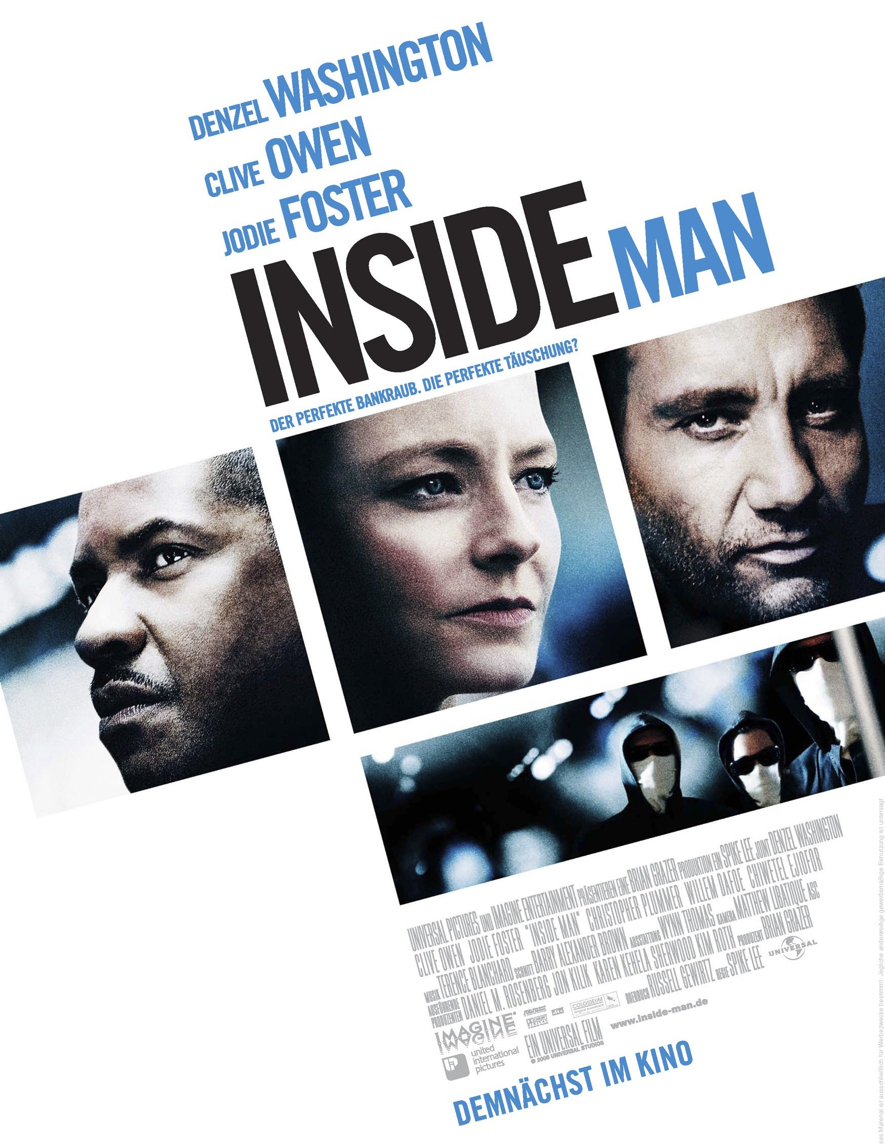 Inside man homme interieur lee