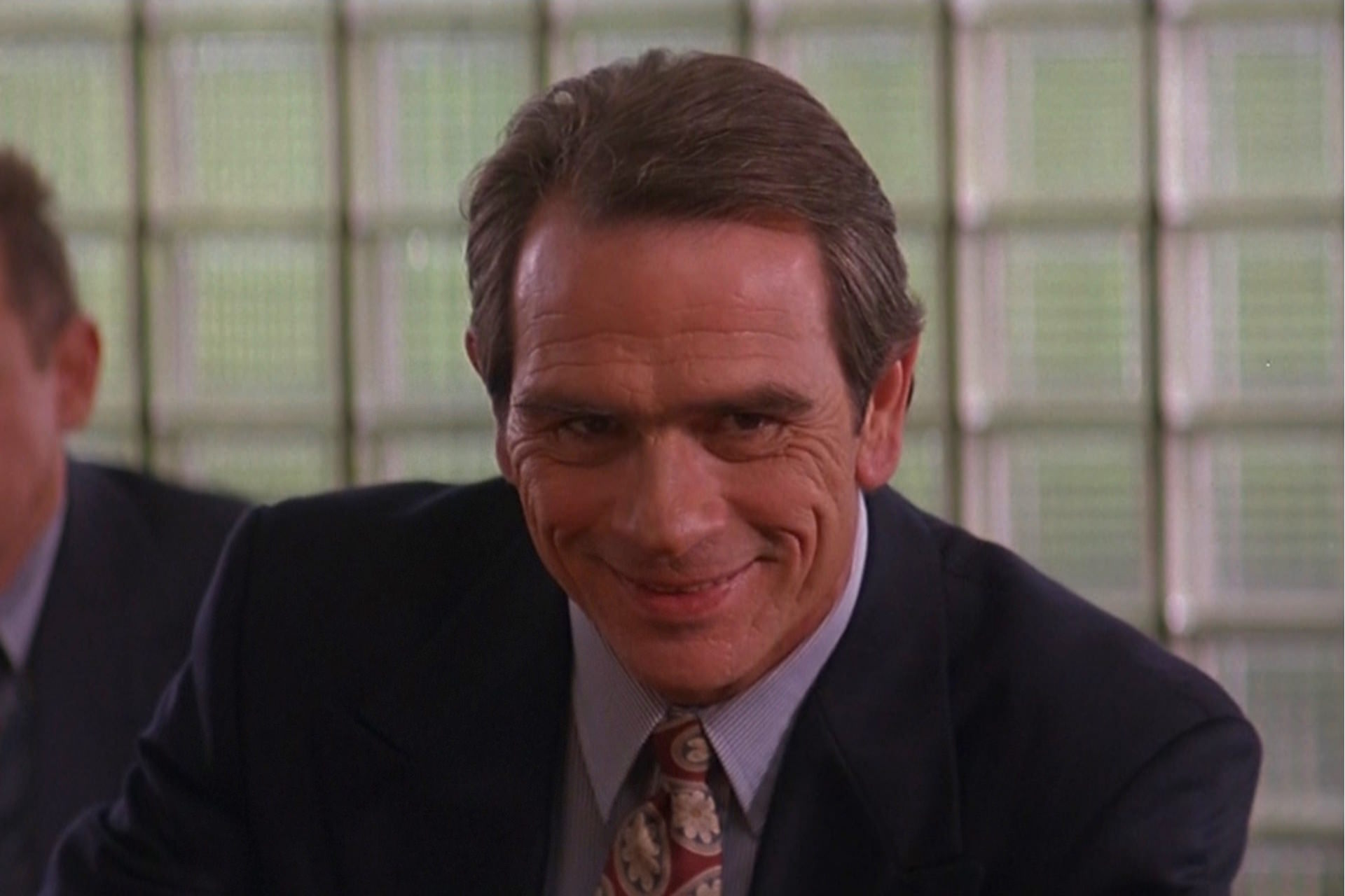 Le client tommy lee jones