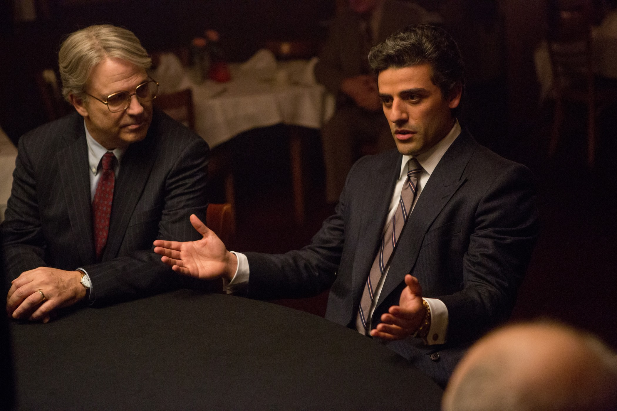 Most violent year oscar isaac