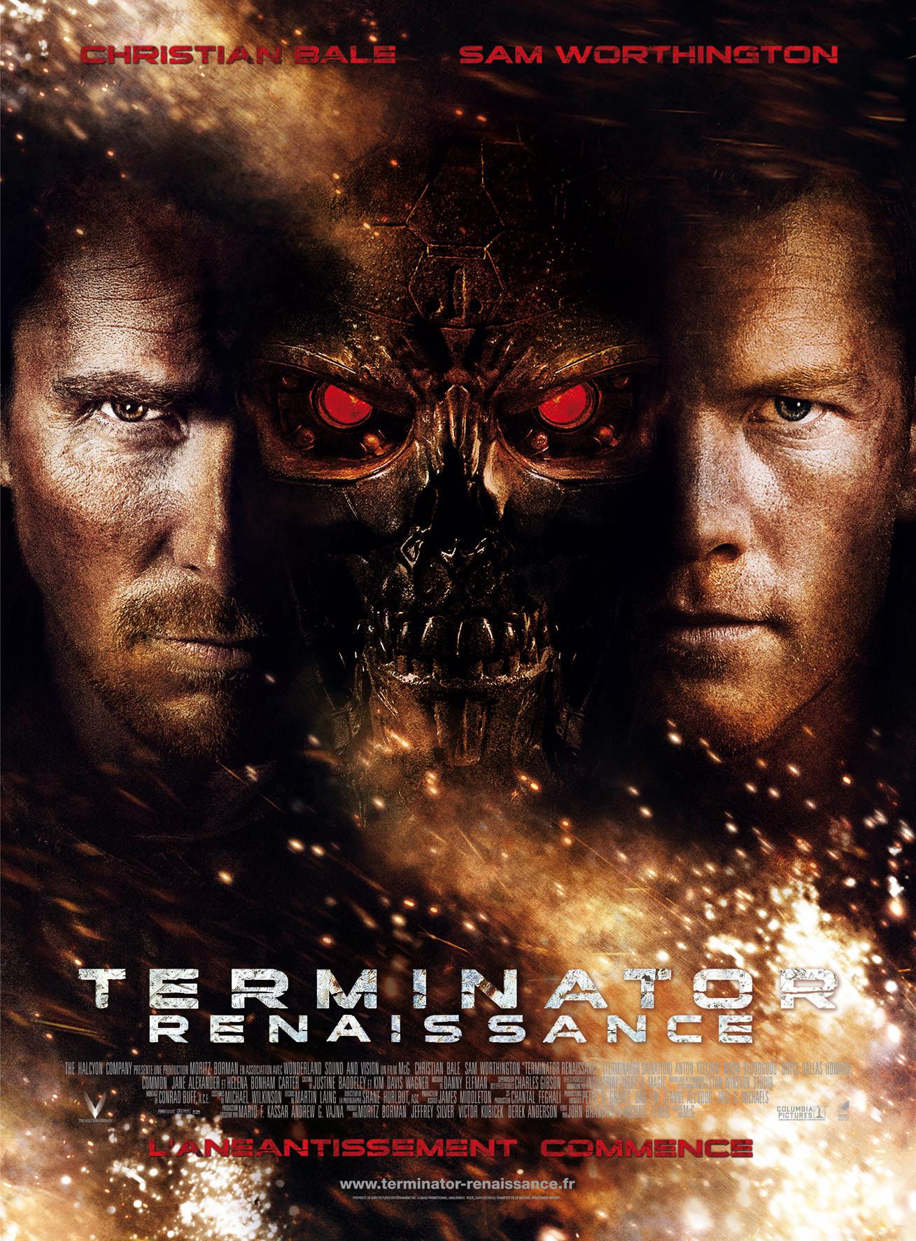 Terminator renaissance mcg