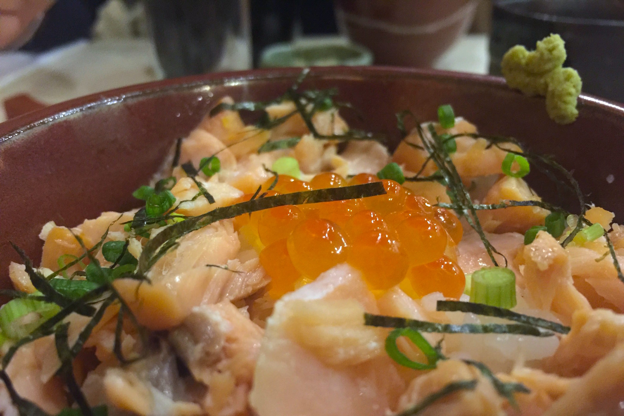 Tomo saumon