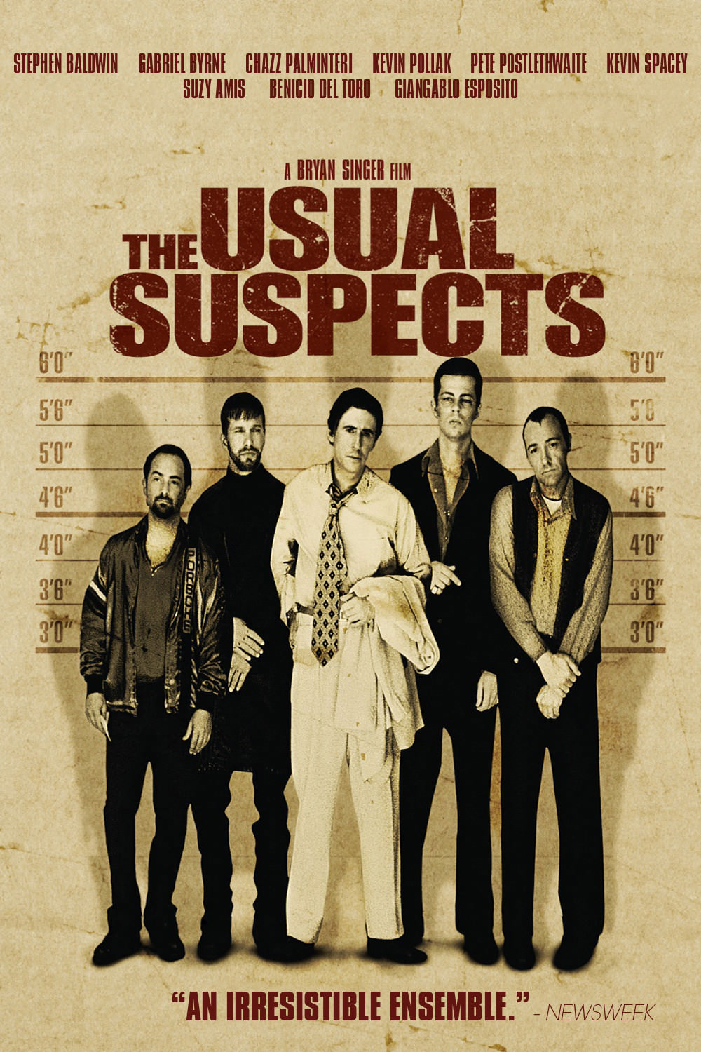 Usual suspects synger