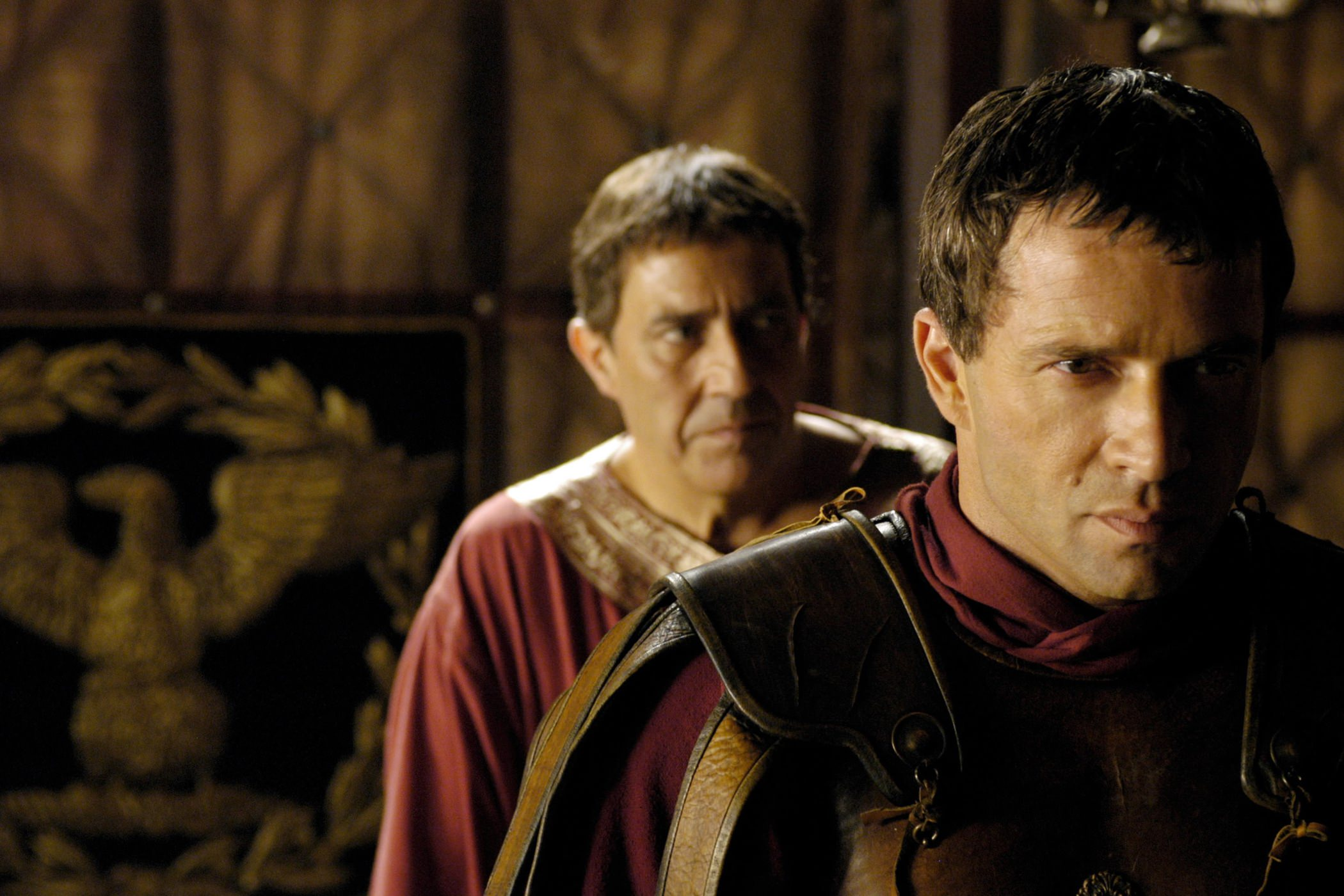 Rome james purefoy hbo