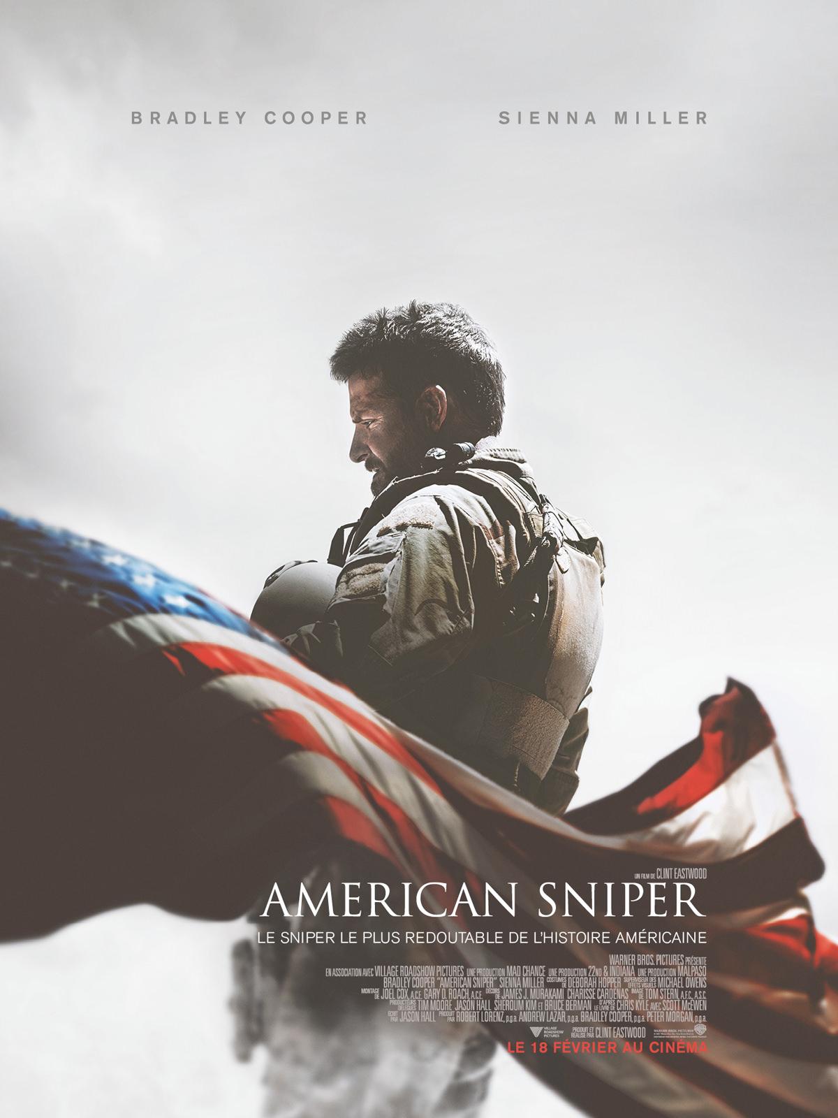 American sniper eastwood